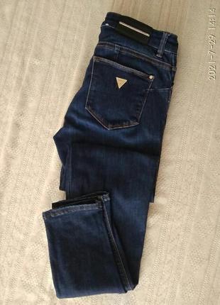 Крутые джинсы скини guess 26