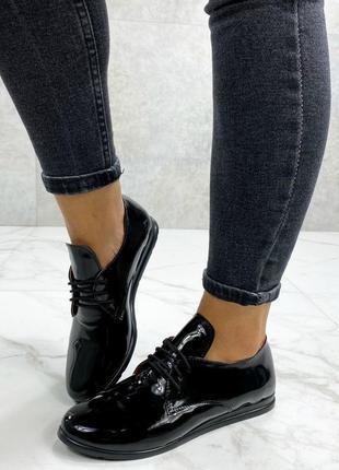 36-41 рр туфли, мокасины, лоферы низкий ход натуральная кожа/замш4 фото