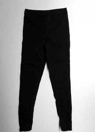Фирменные джеггинсы джинсы