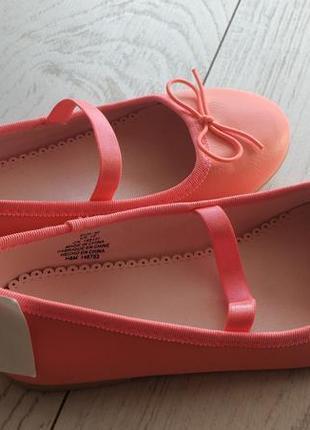 Детские туфли h&m, 30-31 размер