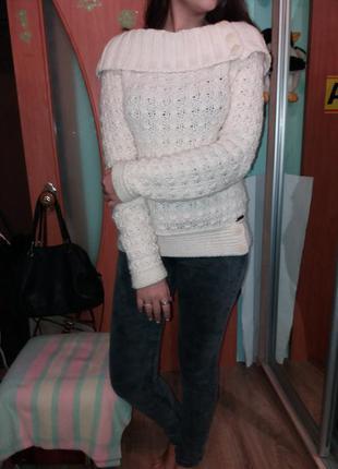 Уютный свитер от river island