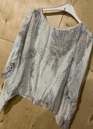 Бохо -блуза