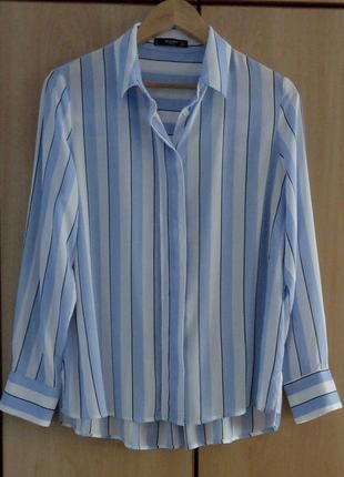 Супер брендовая  блуза блузка рубашка