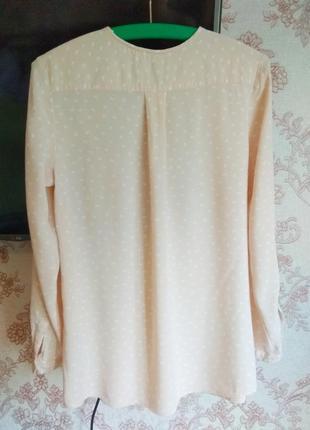 Блуза рубашка вискоза