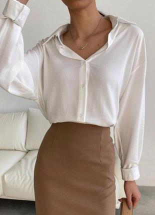 Женская рубашка, нарядная рубашка