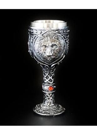 Магический сувенирный кубок волк+подарок