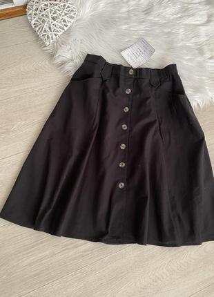Новая юбка с карманами от ikandi