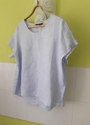 Льняная рубашка tahari