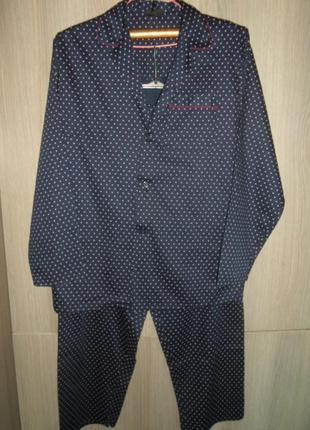 Пижама мужская m&s размер xl