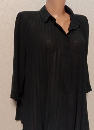 Котоновая блузка свободного кроя cos