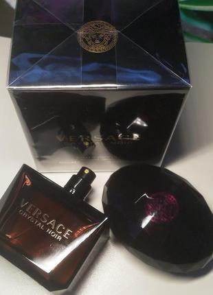 Versace crystal noir оригинал