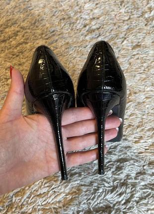 Туфли на шпильке, 37-38 размер7 фото