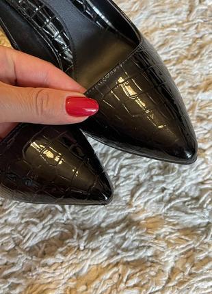 Туфли на шпильке, 37-38 размер8 фото