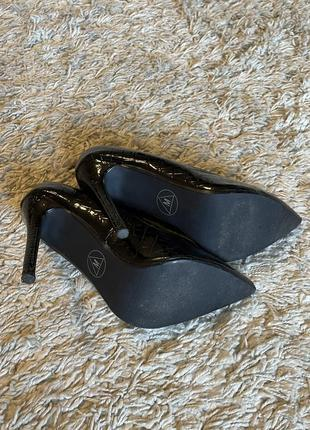 Туфли на шпильке, 37-38 размер6 фото