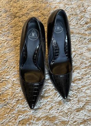 Туфли на шпильке, 37-38 размер4 фото