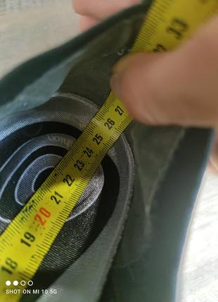 Кроссовки мокасины pavers 39/25см3 фото