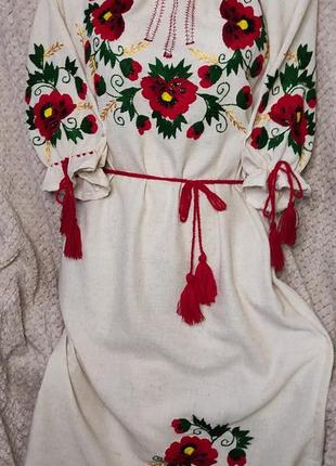 Вишете плаття ручна робота