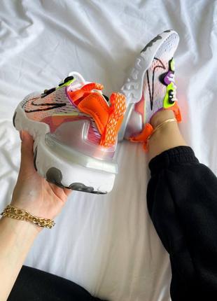 """Nike react vision """"white/pink"""""""