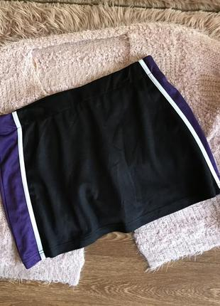 Юбка шорты(42р)xl