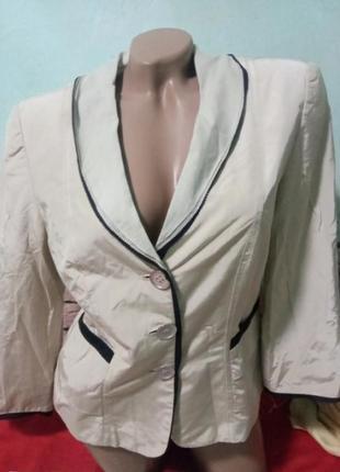 Комплект штани+піджачок