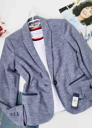 Піджак жіночий tommy hilfiger  пиджак женский томми хилфигер оригінал
