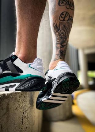 "Adidas niteball ""black/sub/green"