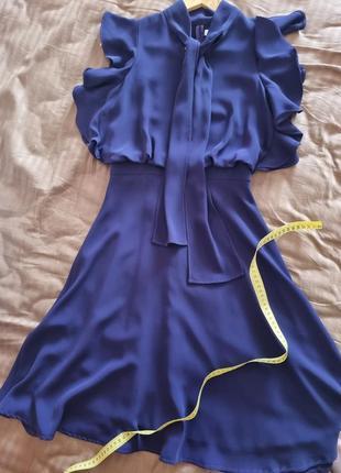 Плаття вечірнє, сукня з воланами. платье вечернее
