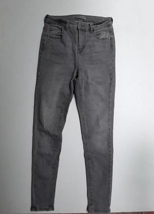 Фираенные джинсы скинни