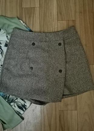 Классная юбка-шорты.
