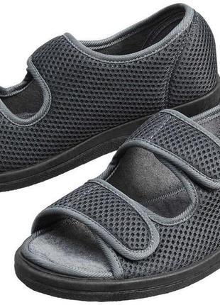 Townland ®by kaufland  тапочки сандалии для проблемных стоп