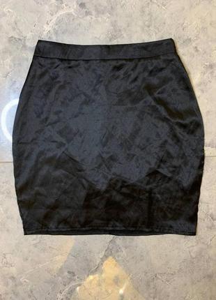 Распродажа все по 200 грн 🔥🔥🔥 черная мини юбка