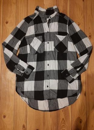 Рубашка, блузка хлопковая