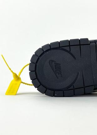Nike sb dunk black white кроссовки найк женские форсы сб данк данки обувь кеды4 фото