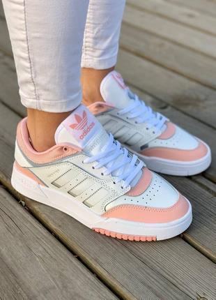 Кроссовки adidas drop step 'pink'