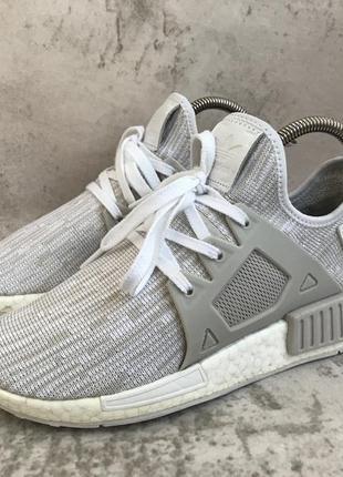 Кроссовки adidas nmd_xr1 primeknit /nite jogger ozweego deerupt pure boost