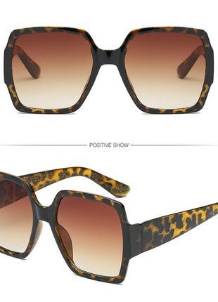 4 мега крутые солнцезащитные очки1 фото