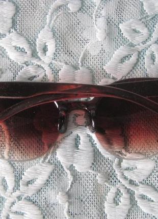 2 ультрамодные солнцезащитные очки кошачий глаз5 фото