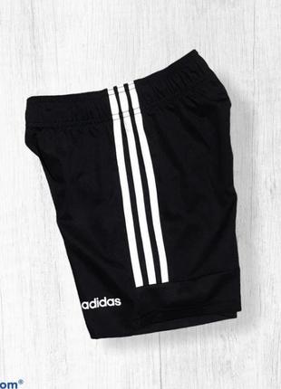 Adidas оригинал легкие футбольные спортивные шорты 7-8 лет