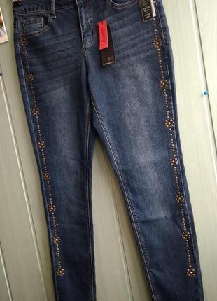Стильные джинсы новые из сша2 фото