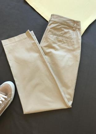 Летние хлопковые брюки dkny