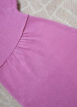 Big sale! класснючее вязаное платье туника topolino на 5 лет