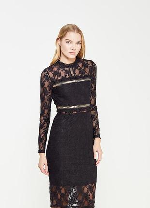 Шикарное платье lost ink