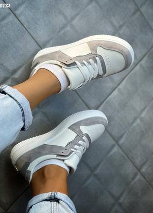 Кросівки екошкіра кроссовки женские