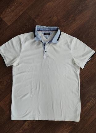 Классная футболка поло