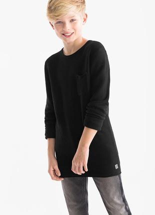 Модный молодежный свитер c&a