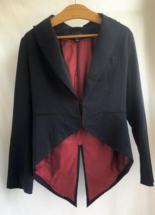 Пиджак сюртук