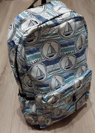 Фирменный рюкзак casual  ink, польша