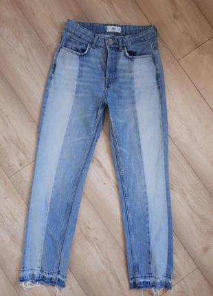 Джинси джинсы мом moms