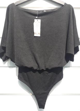 Блуза футболка комбидресс боди