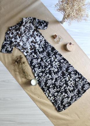 Красивенна сукня довжиною міді